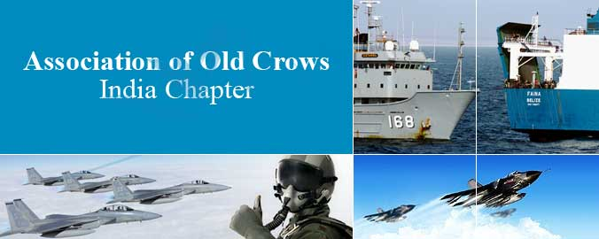 Association of Old Crows, India Chapter